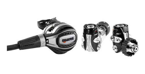 Mares Set Fusion 52 X DIN  Octopus Fusion